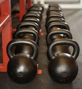 Kettlebells for low back pain workout