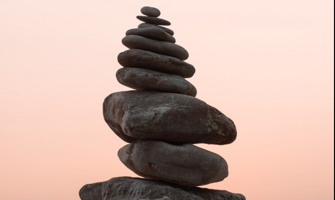 balancing rocks, serenity, how to buy a massage chair