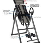 Innova Fitness ITX9800 - An Interesting Twist on Inversion Tables
