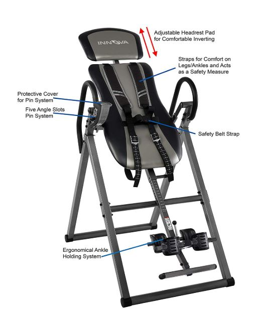 Innova ITX9800 Inversion Table