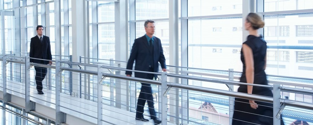 How to relieve back pain at work go for a walk