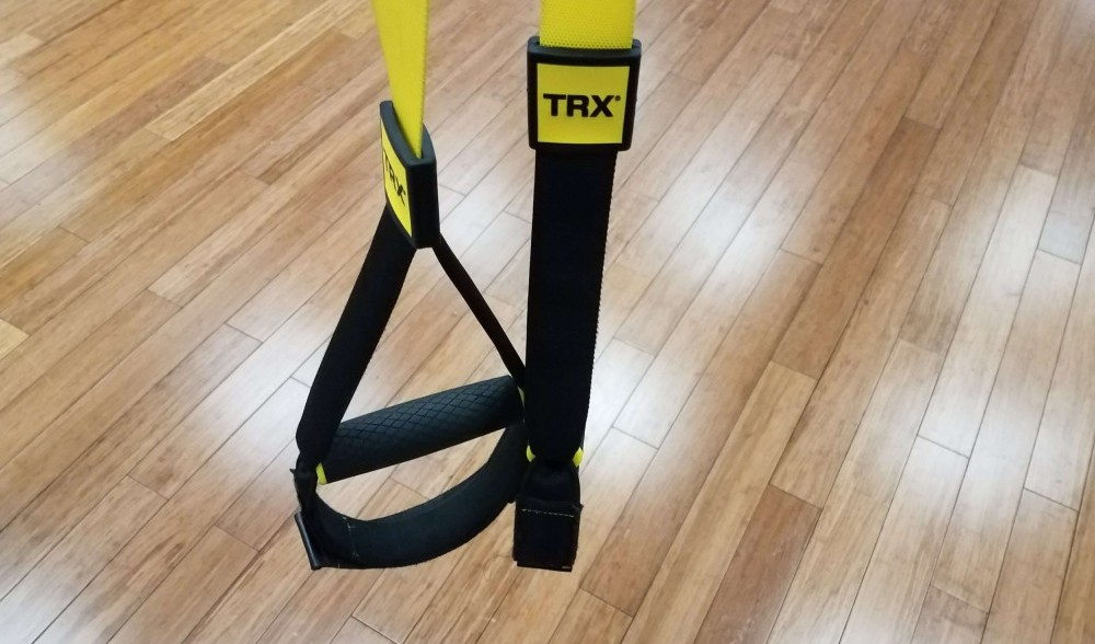 trx training suspension system