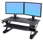 What Is A Sit Stand Workstation And How Do I Choose One?