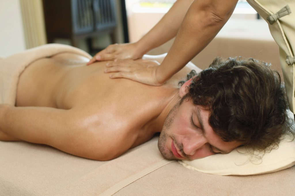 Massage for sciatica relief