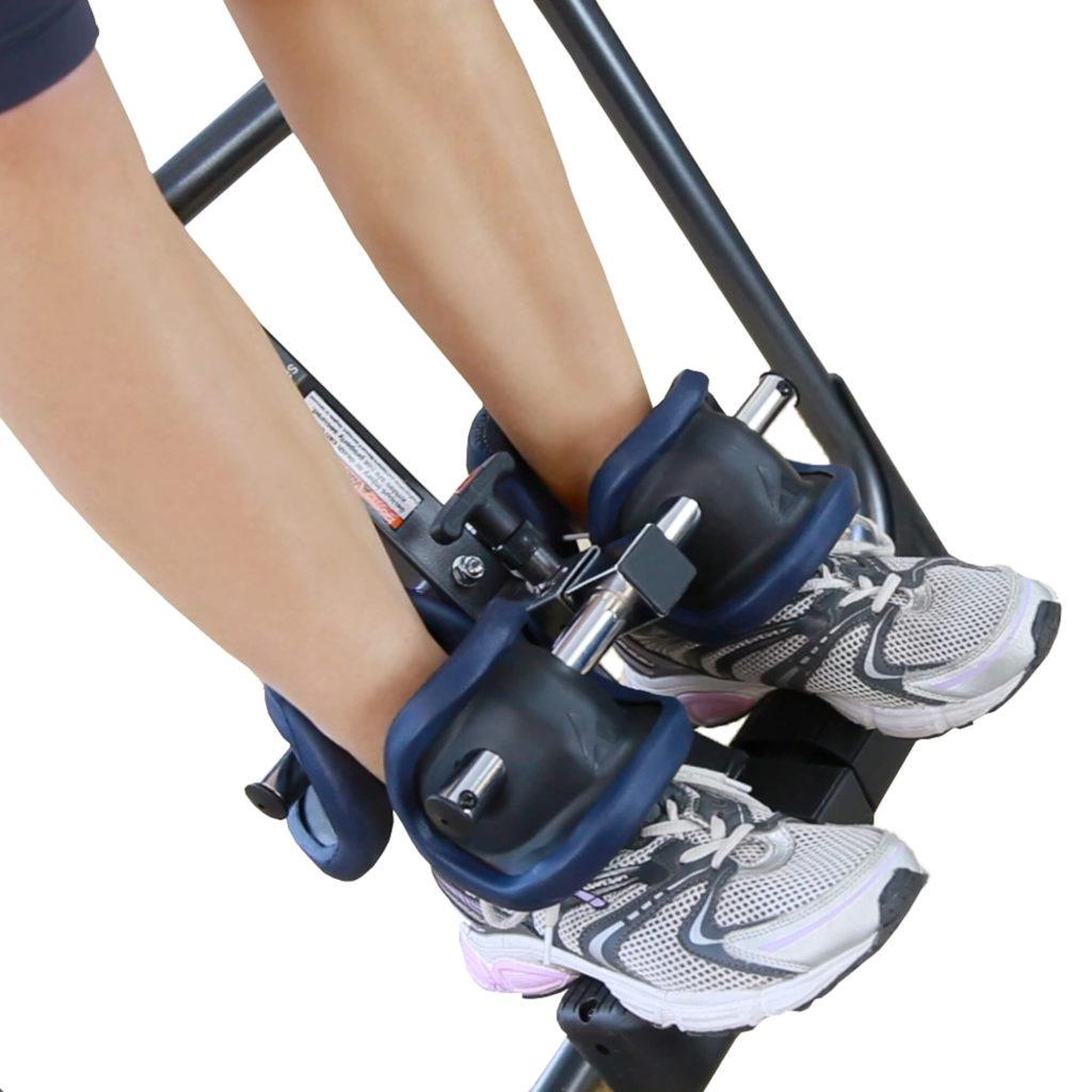 Teeter 560 Ankle lock system