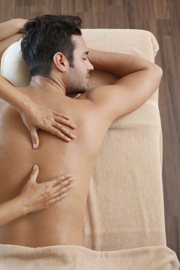 sciatica massage therapy