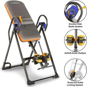 Exerpeutic 975SL Inversion Table Features