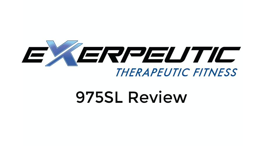 Exerpeutic 975SL Review