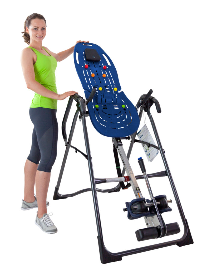 Teeter EP 970 inversion table review