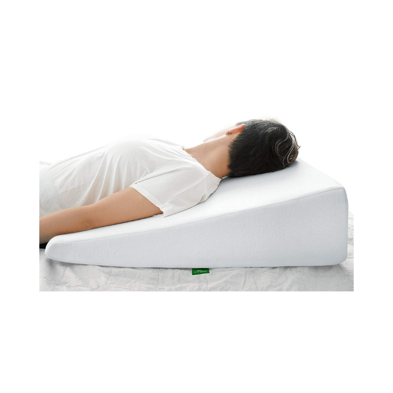 Memory Foam Bed Wedge Pillow