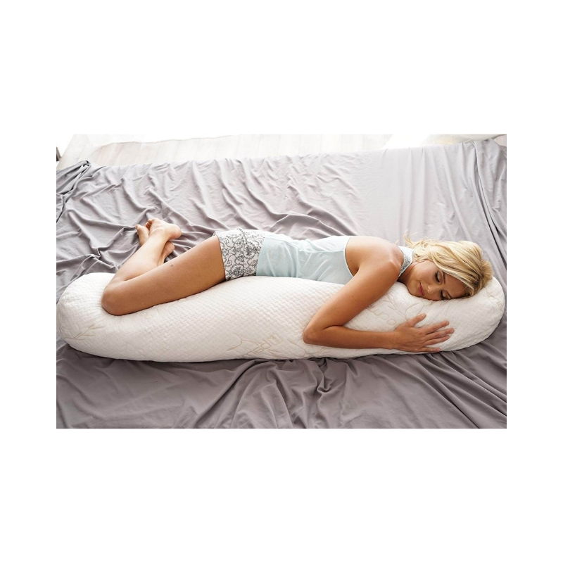 Organic Latex Body Pillow