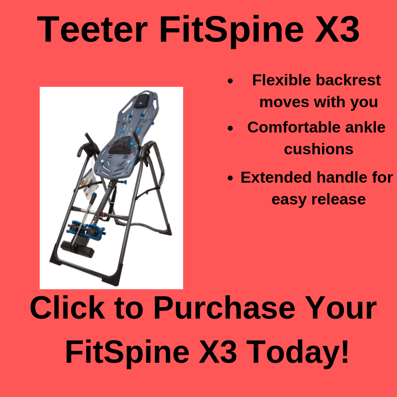Recommended Teeter Inversion Table