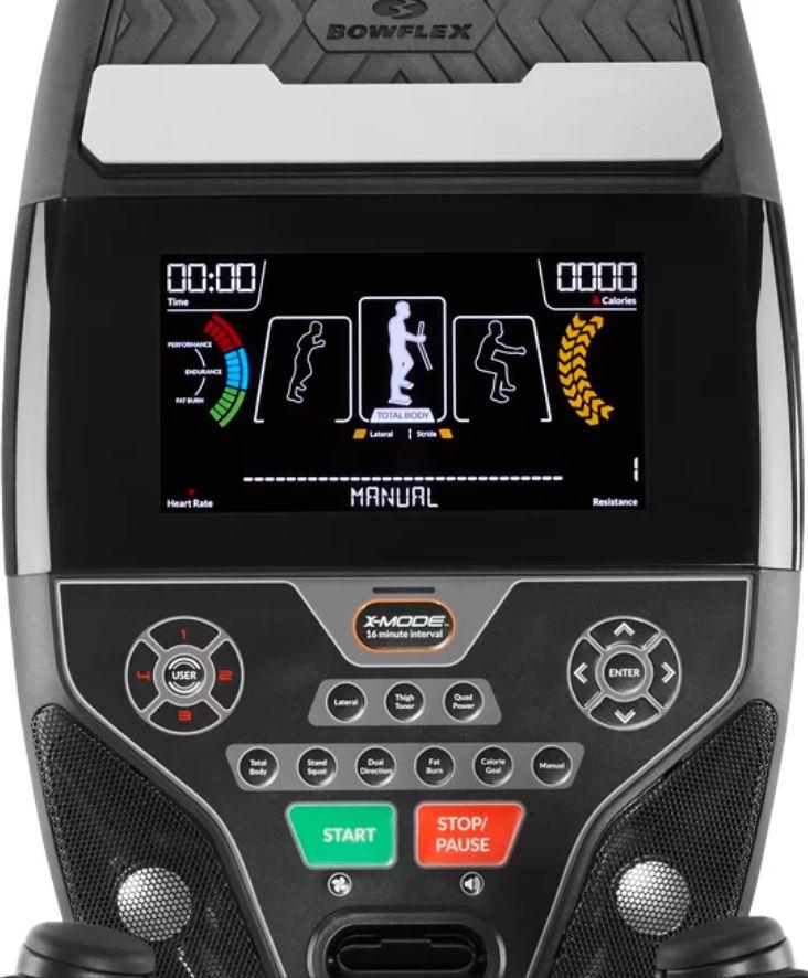 LateralX LX5 console