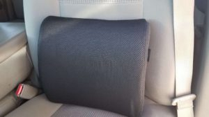 Everlasting comfort lumbar cushion