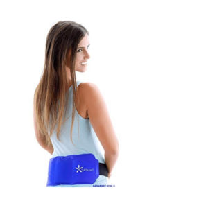 Cold pack for back pain