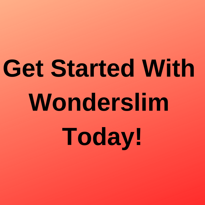Get Started With Wonderslim Today