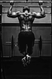 Chinups are one of the best bodyweight exercises for men