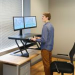Best Sit Stand Workstation - Give Your Back A Break!
