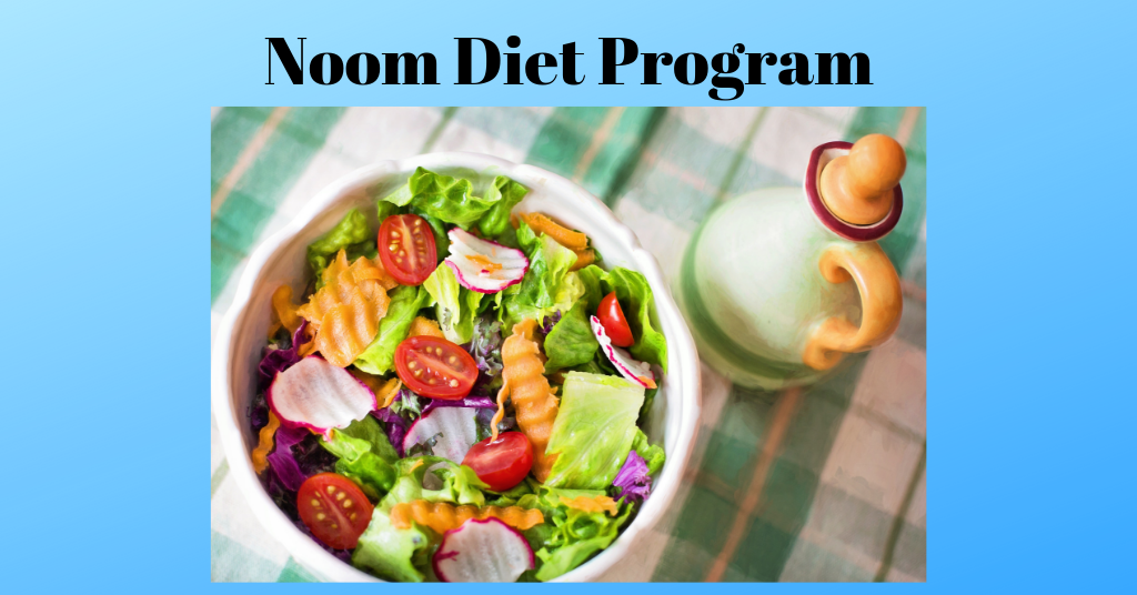 Noom Diet Program
