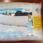 Snuggle-Pedic Pillow Review - a Back-Pain Body Pillow Buy?