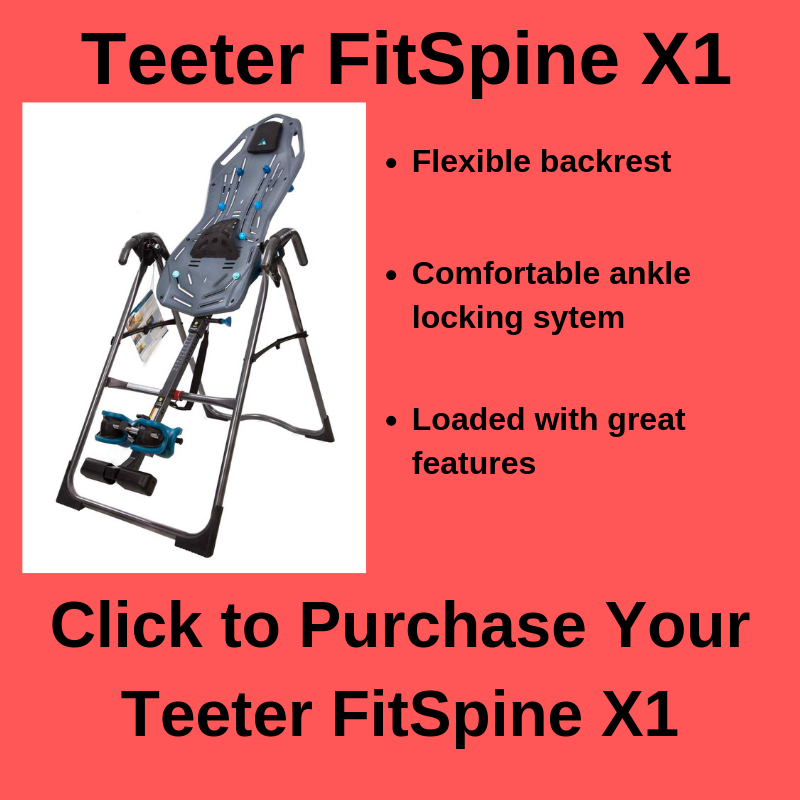 Teeter FitSpine X1