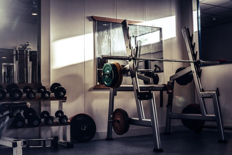 Home Gym Equipment and Accessories